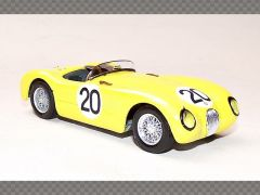 JAGUAR TYPE C ~ LE MANS 1953 | 1:43 Diecast Model Car
