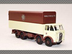 FODEN DG VAN ~ NORTHERN MOTOR UTILITIES | 1:76 Diecast Model Truck