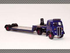 AEC MANDATOR ARTIC LOW LOADER - THOMAS NIELD   1:76 Diecast Model Truck
