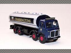 AEC MAMMOTH MAJOR TANKER ~ CHARRINGTONS | 1:76 Diecast Model Truck