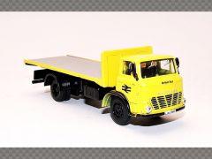 LEYLAND TERRIER FLATBED ~ BRITISH RAIL | 1:76 Diecast Model Truck