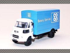 LEYLAND FG VAN ~ CO-OP BAKERY | 1:76 Diecast Model Truck
