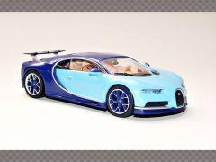 BUGATTI CHIRON  ~ BLUE| 1:43 Diecast Model Car
