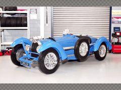 BUGATTI TYPE 59 1934 | 1:18 Diecast Model Car