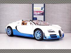 BUGATTI VEYRON GRAND SPORT 2014   1:18 Diecast Model Car