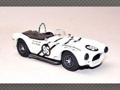 SHELBY COBRA N96 LAGUNA SECA ~ 1964 | 1:43 Diecast Model Car