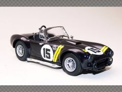 SHELBY COBRA N5 SEBRING ~ 1963 | 1:43 Diecast Model Car