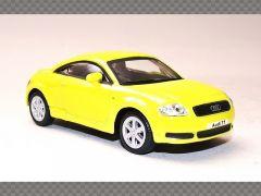 AUDI TT COUPE | 1:43 Diecast Model Car