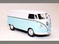 VOLKSWAGEN T1 VAN ~ BLUE | 1:43 Diecast Model Car