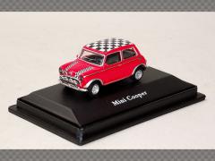 MINI COOPER - RACING | 1:72 Diecast Model Car