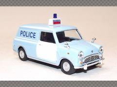 MINI VAN ~ POLICE | 1:43 Diecast Model Car