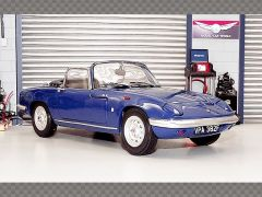LOTUS ELAN SE ROADSTER ~ 1966 | 1:18 Diecast Model Car