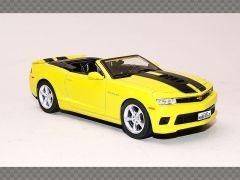 CHEVROLET CAMARO 2014 | 1:43 Diecast Model Car