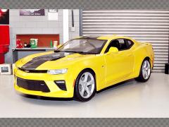 CHEVROLET CAMARO SS 2016   1:18 Diecast Model Car