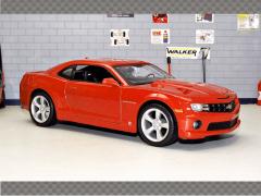 CHEVROLET CAMARO SS RS 2010   1:24 Diecast Model Car