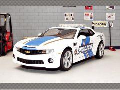CHEVROLET CAMARO SS RS 2010 | 1:24 Diecast Model Car