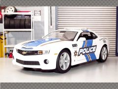 CHEVROLET CAMARO SS RS POLICE | 1:18 Diecast Model Car