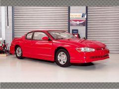 CHEVROLET MONTE CARLO SS 2000 ~ RED | 1:18 Diecast Model Car