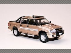 CHEVROLET S10 DELUXE 2.5 PICKUP 2009 | 1:43 Diecast Model Car