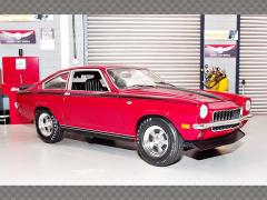 CHEVROLET VEGA YENKO STINGER 1972  ~ RED | 1:18 Diecast Model Car