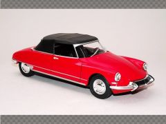 CITROEN DS19 CABRIOLET | 1:24 Diecast Model Car