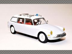 CITROEN ID19 BREAK ~ AMBULANCE ~ 1962 | 1:43 Diecast Model Car