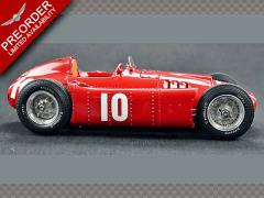 LANCIA D50 1955 GP PAU #10 CASTELLOTT CASTELLOTTI LTD EDITION | 1:18 Diecast Model Car