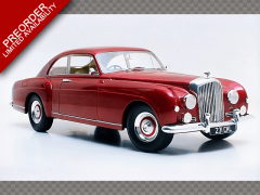 BENTLEY S1 CONTINENTAL FASTBACK ~ 1955 | 1:18 Diecast Model Car