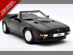 ASTON MARTIN ZAGATO SPYDER | 1:18 Diecast Model Car