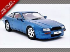 ASTON MARTIN VIRAGE 1988 ~ BLUE | 1:18 Diecast Model Car