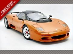 JAGUAR XJR-15 ~ 1990 | 1:18 Diecast Model Car