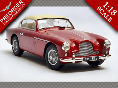 ASTON MARTIN DB2-4 MKII FHC NOTCHBACH ~ 1955 | 1:18 Diecast Model Car