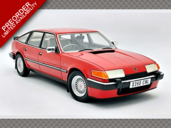 ROVER 3500 VITESSE ~ RED | 1:18 Diecast Model Car