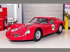 FERRARI 250 GT DROGO ~ 500 KM SPA 1963 | 1:18 Diecast Model Car