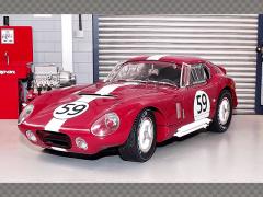 SHELBY COBRA DAYTONA COUPE - LE MANS 1965 | 1:18 Diecast Model Car