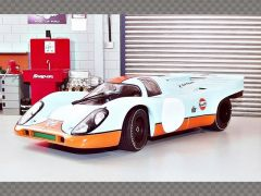 PORSCHE 917K GULF ~1970 1000 KM BRANDS HATCH | 1:43 Diecast Model Car