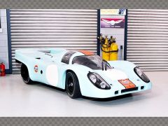 PORSCHE917K GULF ~ BRANDS HATCH 1971 | 1:18 Diecast Model Car