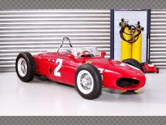 FERRARI 156 F1 SHARKNOSE ~ ITALIAN GP ~ 1961 | 1:18 Diecast Model Car