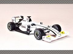 BRAWN GP001 BRAZIL 2009 ~ J. BUTTON | 1:43 Diecast Model Car