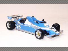 LIGIER JS11 ~ 1979 | 1:43 Diecast Model Car