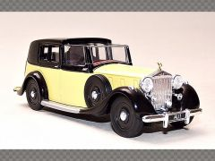 ROLLS ROYCE SEDANCE DE VILLE ~ JAMES BOND GOLDFINGER | 1:43 Diecast Model Car