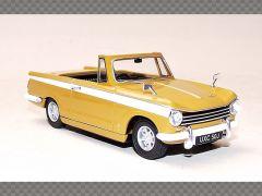 TRIUMPH HERALD 13/60 CONVERTIBLE  ~ LTD EDITION | 1:43 Diecast Model Car