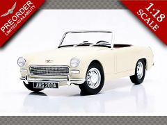 AUSTIN HEALEY SPRITE | 1:18 Diecast Model Car