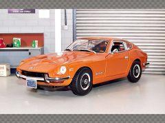 DATSUN 240Z 1971 ~ ORANGE | 1:18 Diecast Model Car