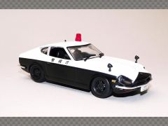 DATSUN FAIRLADY 240Z POLICE CAR | 1:43 Diecast Model Car