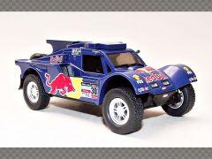 PEUGEOT TEAM RED BULL RALLY ~ 2014   1:43 Diecast Model Car