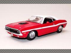 DODGE CHALLENGER R/T COUPE 1970   1:18 Diecast Model Car