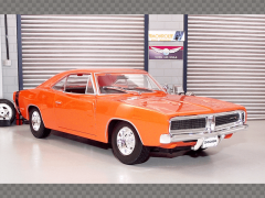 DODGE CHARGER R/T 1969   1:18 Diecast Model Car