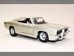 DODGE CHARGER R/T 1969 | 1:25 Diecast Model Car