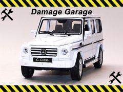 MERCEDES -BENZ G-CLASS | 1:24 Diecast Model Car
